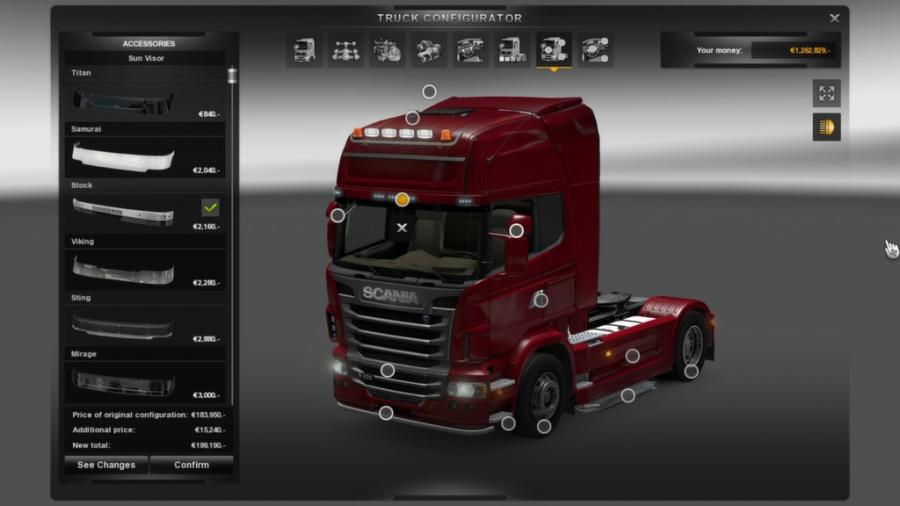 Euro Truck Simulator 2 - Gold Edition Screenshot 3