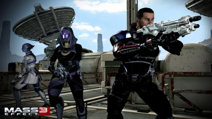 Mass Effect Trilogy Screenshot 9
