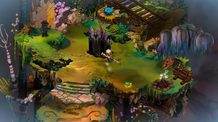 Bastion Screenshot 3