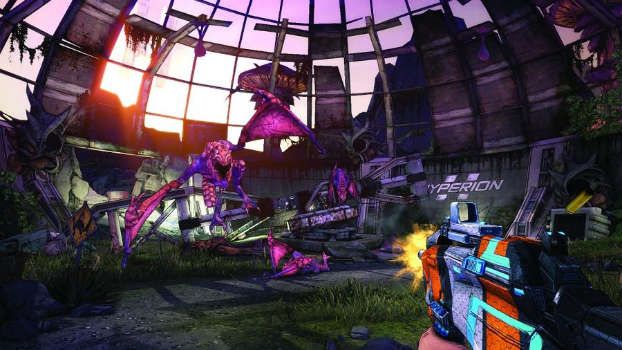 Borderlands 2 - Game of the Year Edition (EU Key) Screenshot 7