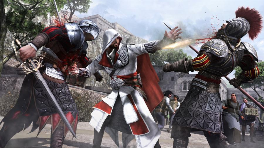 Assassin's Creed La Hermandad Screenshot 2