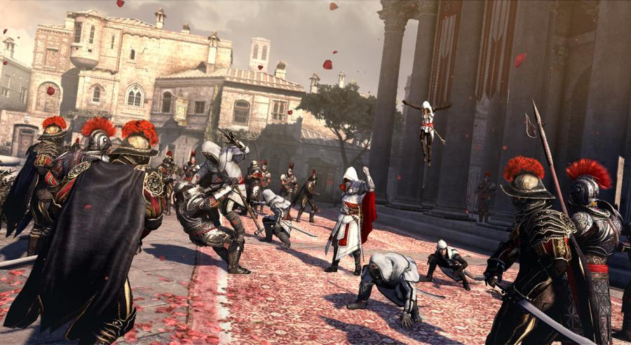 Assassin's Creed La Hermandad Screenshot 1
