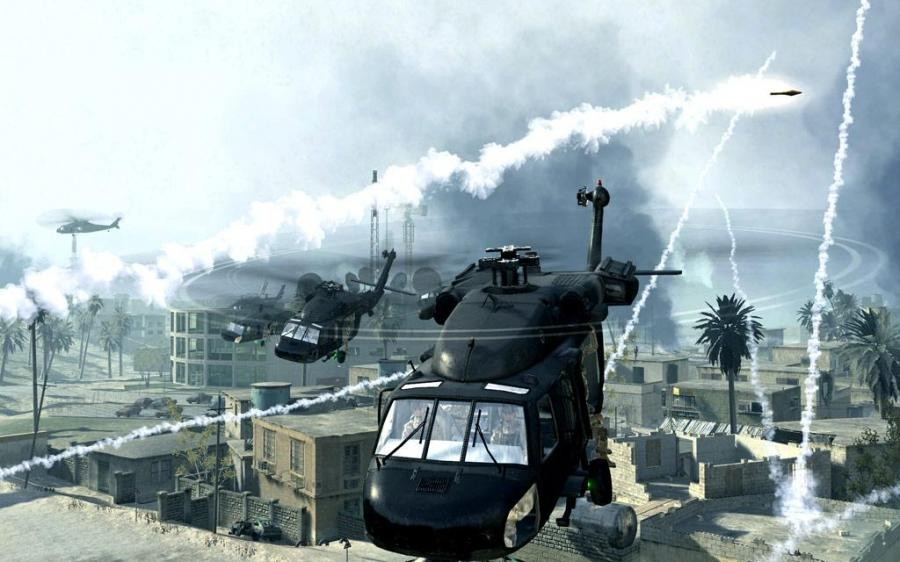 Call of Duty 4: Modern Warfare Screenshot 5