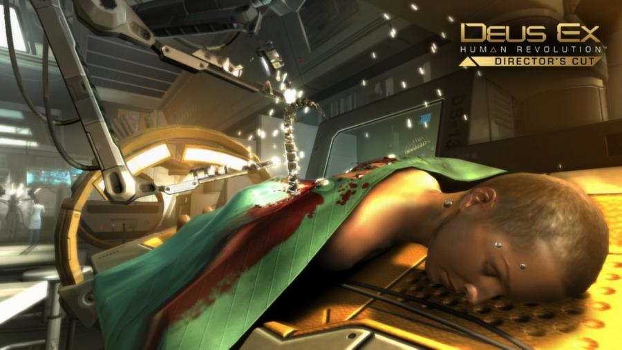 Deus Ex Human Revolution - Director's Cut Screenshot 4