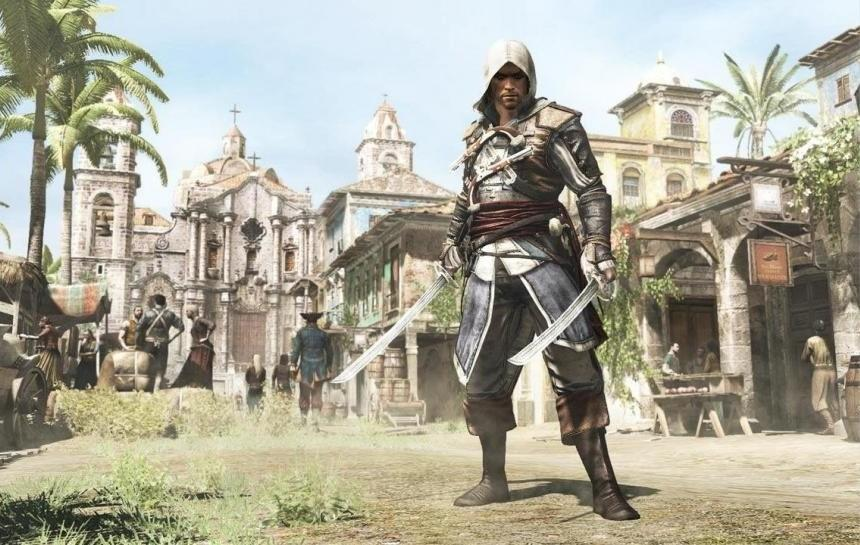 Assassin's Creed 4 (Black Flag) - Deluxe Edition Screenshot 8