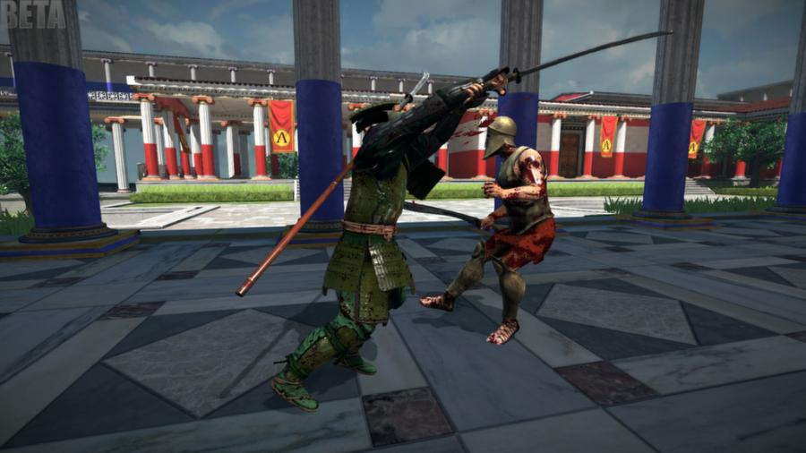 Chivalry - Deadliest Warrior (Addon) Screenshot 7