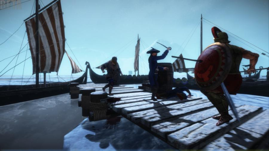 Chivalry - Deadliest Warrior (Addon) Screenshot 2