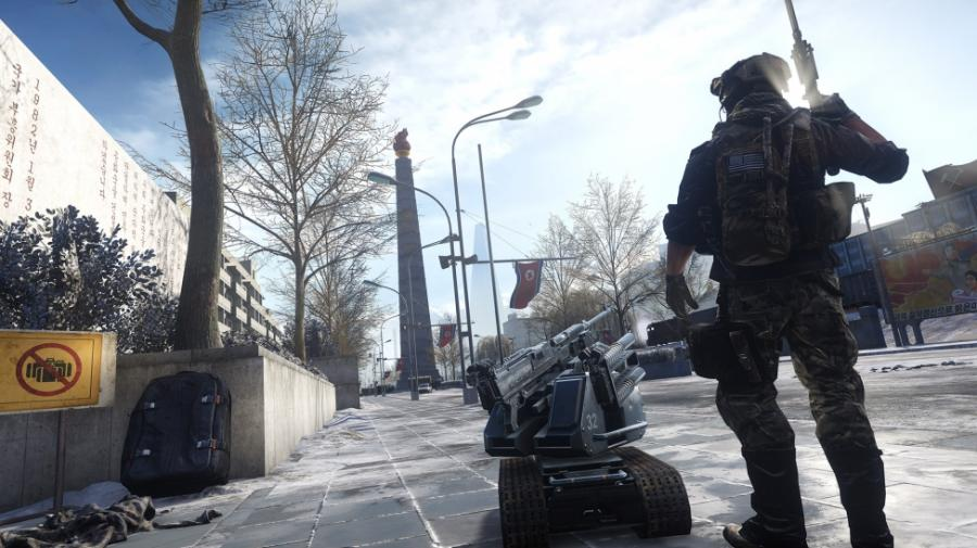 Battlefield 4 - Dragon's Teeth DLC Screenshot 1