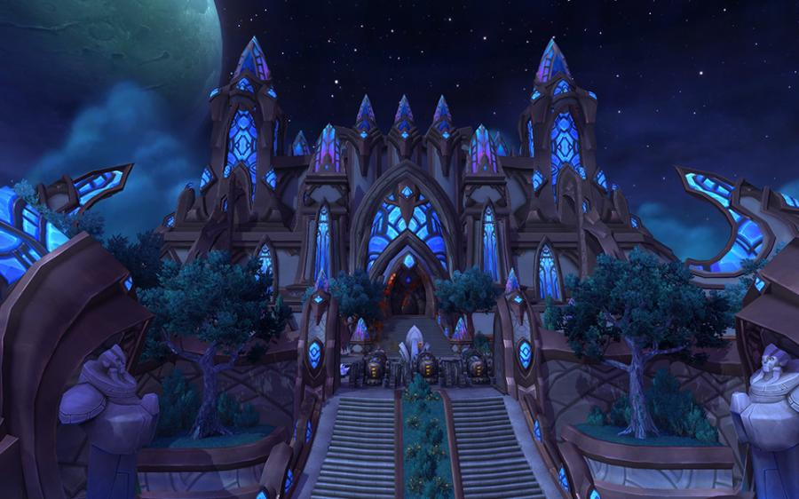 WoW - Warlords of Draenor [EU] Screenshot 1