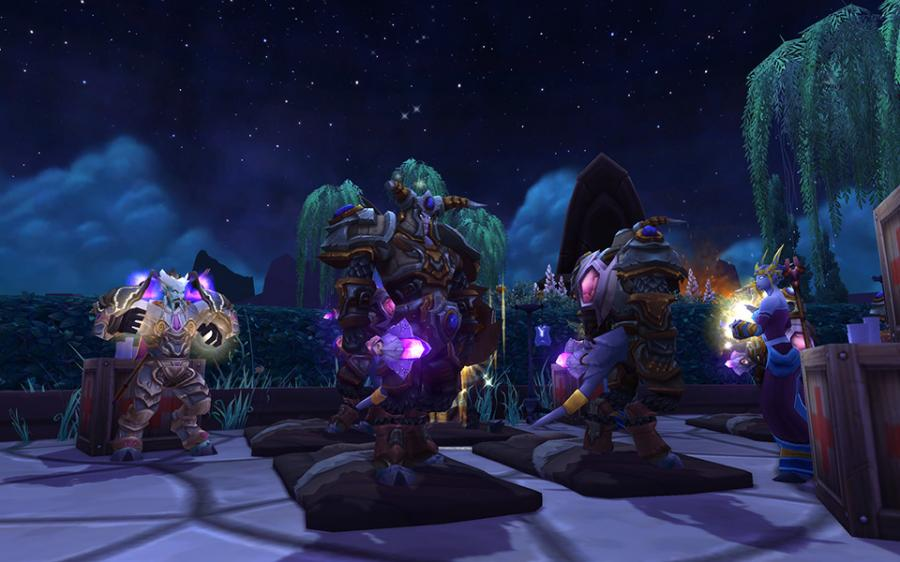 WoW - Warlords of Draenor [EU] Screenshot 3