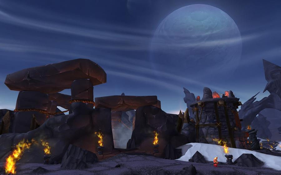 WoW - Warlords of Draenor [EU] Screenshot 4