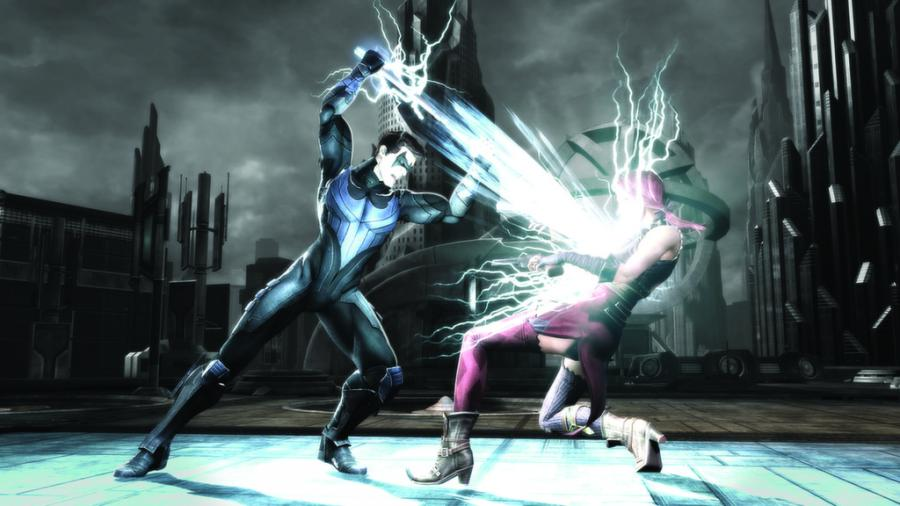 Injustice: Gods Among Us - Ultimate Edition Screenshot 3