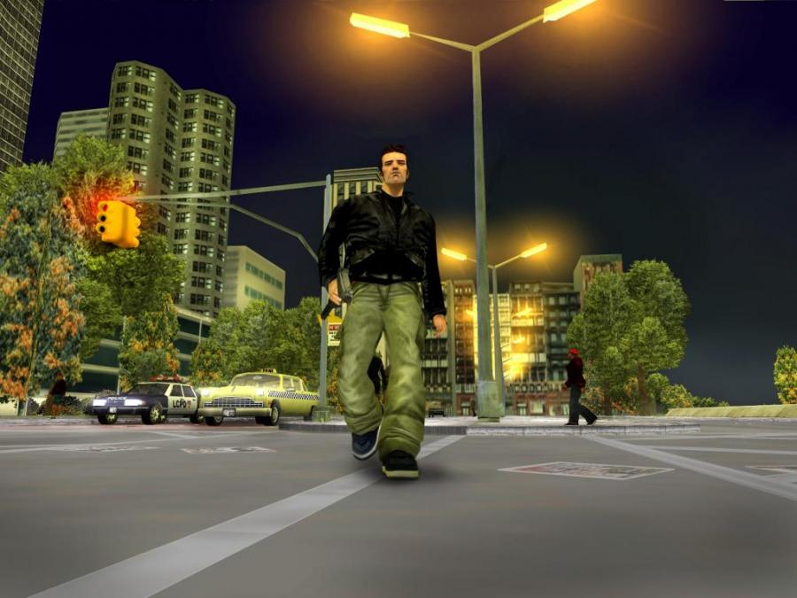 GTA 3 (Grand Theft Auto III) Screenshot 1