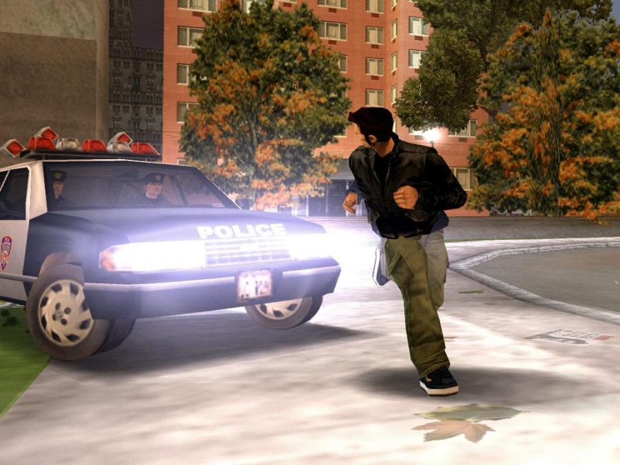 GTA 3 (Grand Theft Auto III) Screenshot 2