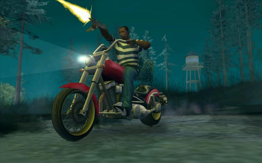 GTA San Andreas Screenshot 8
