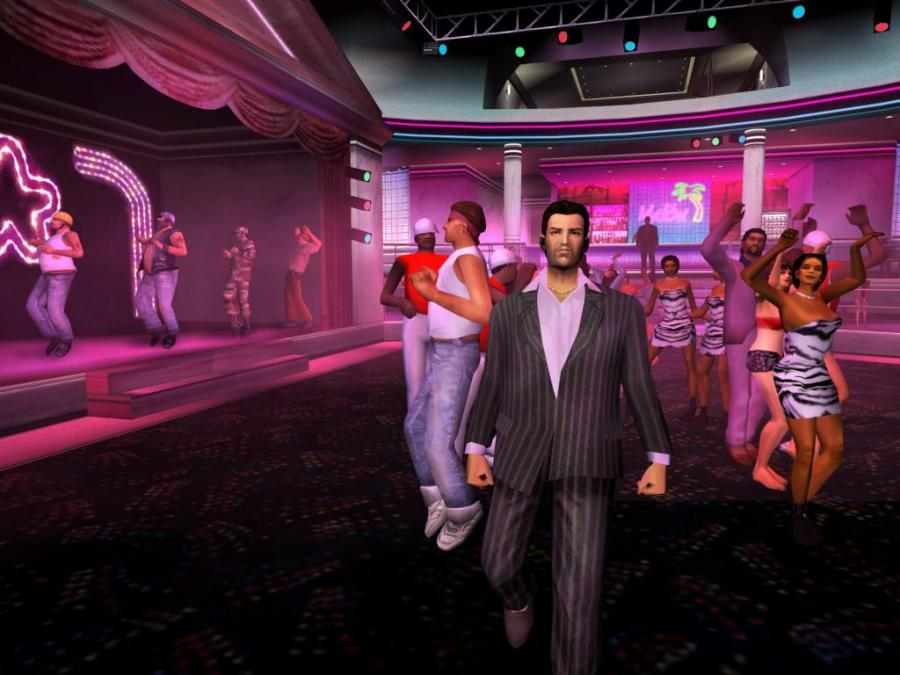 GTA Vice City Screenshot 3