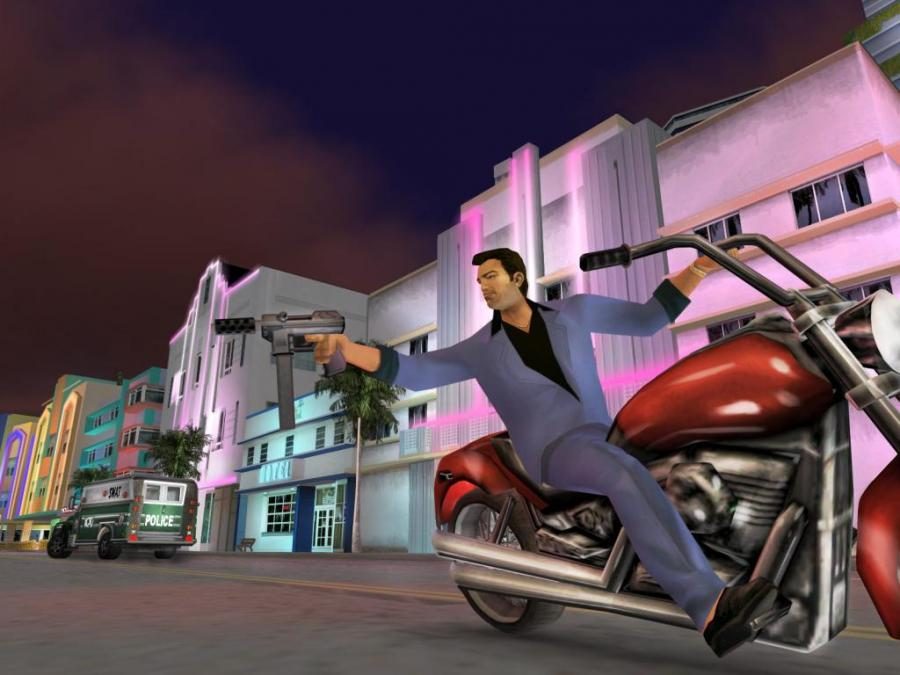 GTA Vice City Screenshot 5