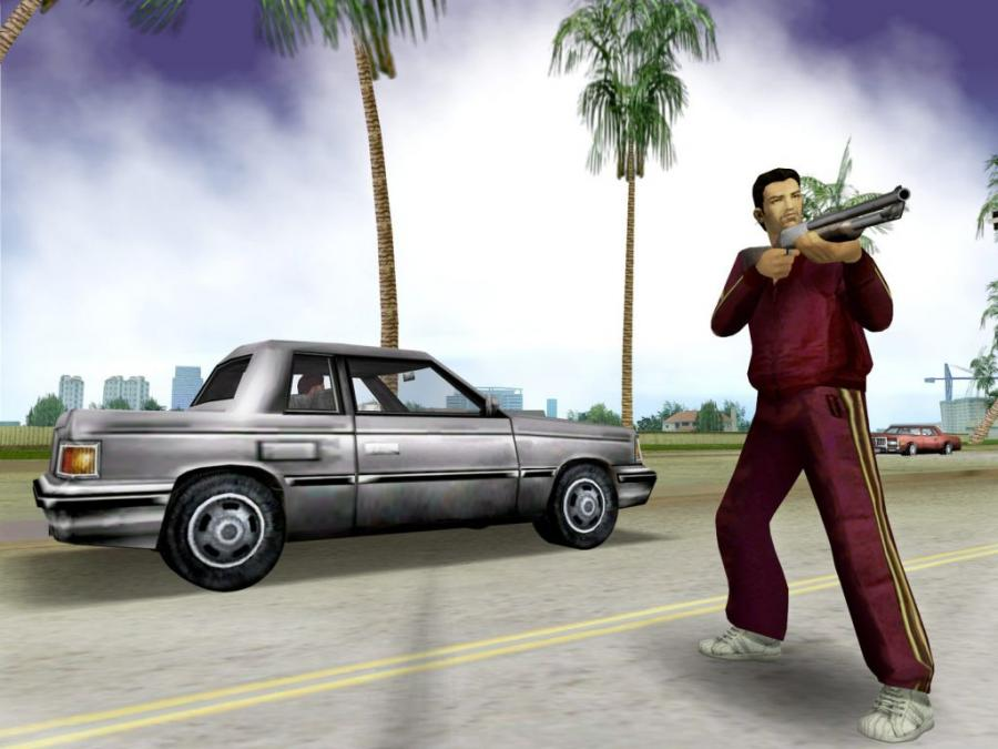 GTA Vice City Screenshot 6