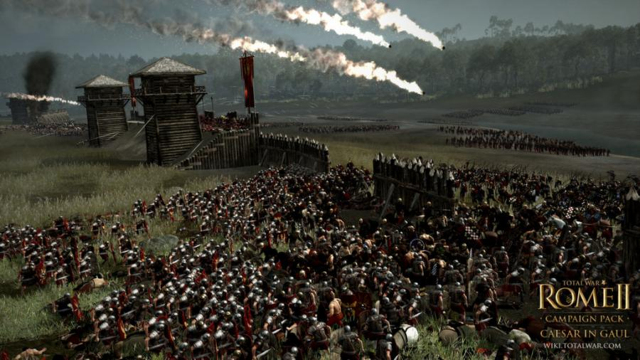 Total War Rome 2 - Caesar in Gaul DLC Screenshot 2