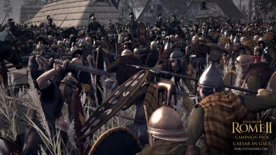 Total War Rome 2 - Caesar in Gaul DLC Screenshot 3