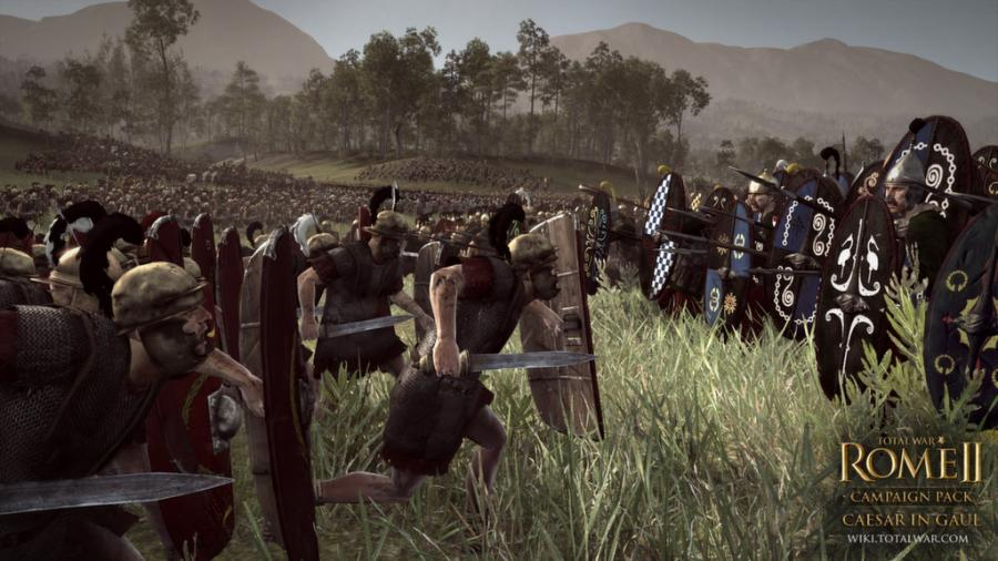 Total War Rome 2 - Caesar in Gaul DLC Screenshot 4