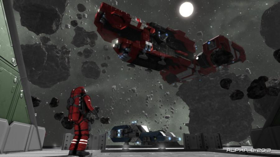 Space Engineers Screenshot 2