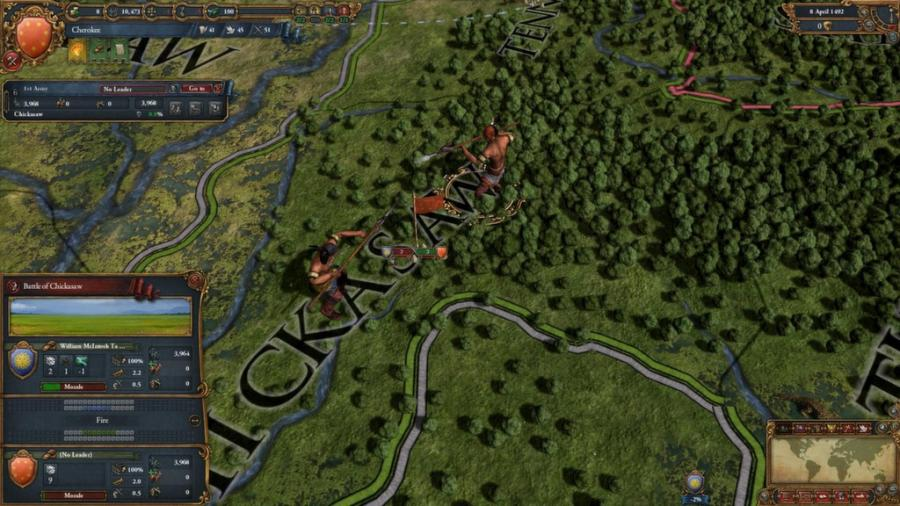 Europa Universalis IV - Conquest of Paradise (extensión) Screenshot 2