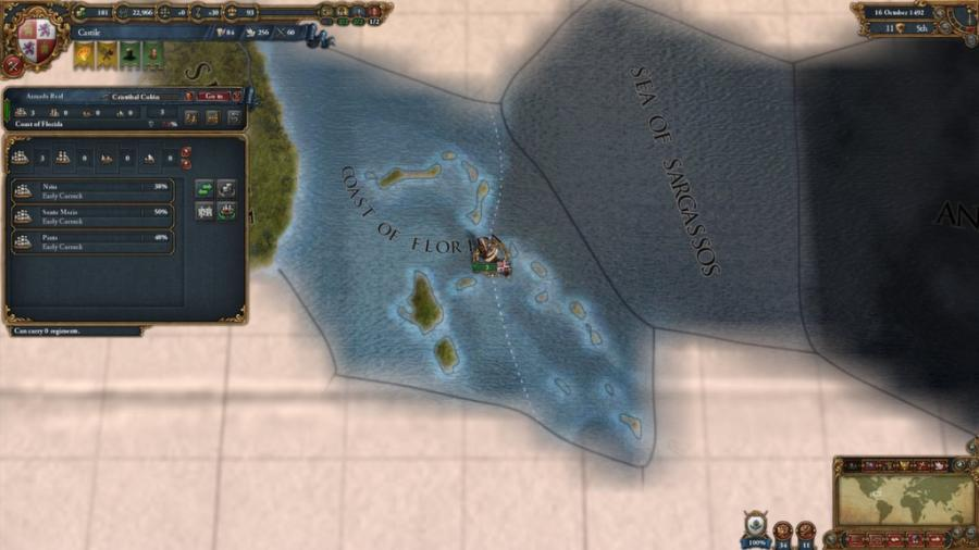 Europa Universalis IV - Conquest of Paradise (extensión) Screenshot 4