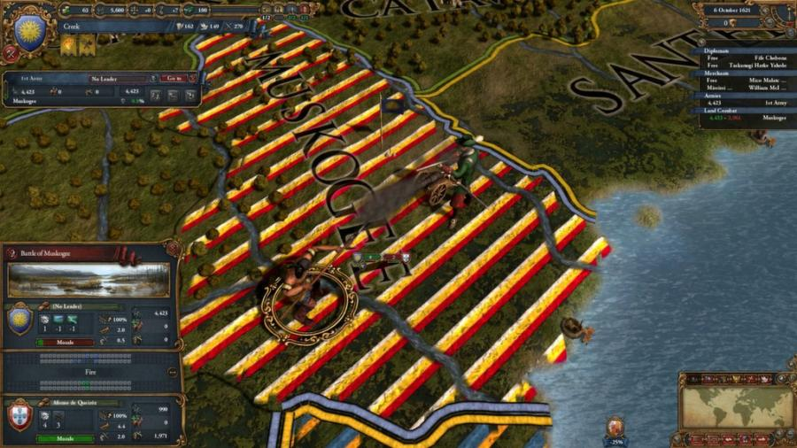 Europa Universalis IV - Conquest of Paradise (extensión) Screenshot 7
