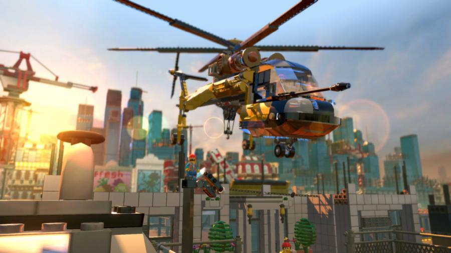 The LEGO Movie Videogame Screenshot 4