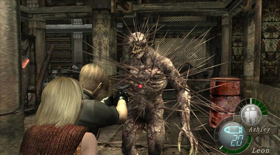 Resident Evil 4 - Ultimate HD Edition Screenshot 5