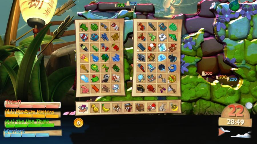 Worms Clan Wars Screenshot 5