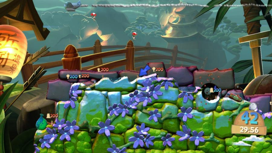 Worms Clan Wars Screenshot 9