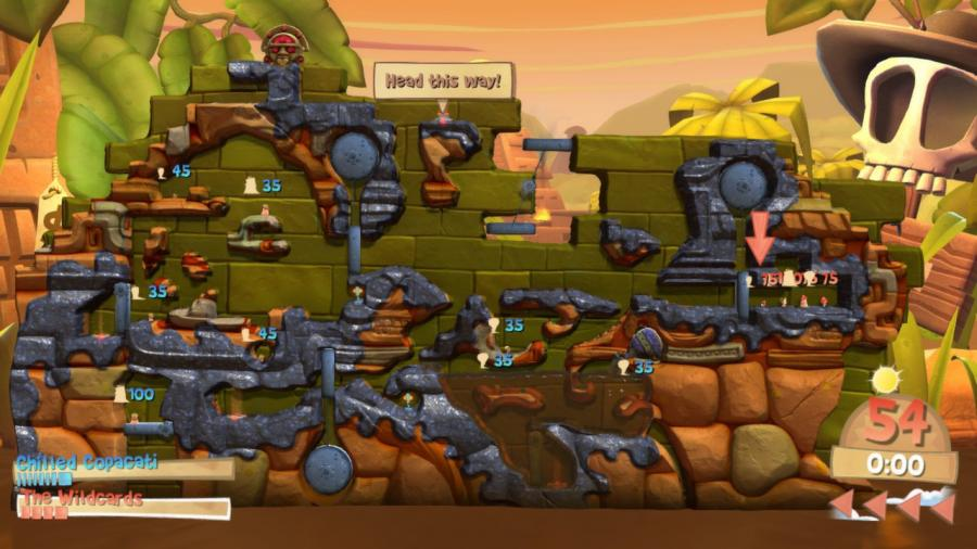Worms Clan Wars Screenshot 7