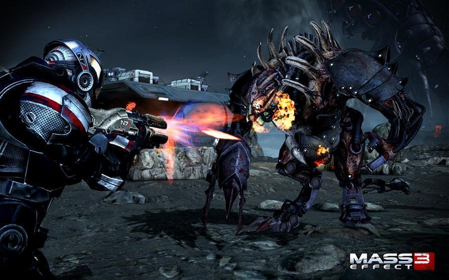 Mass Effect 3 - Digital Deluxe Edition Screenshot 9