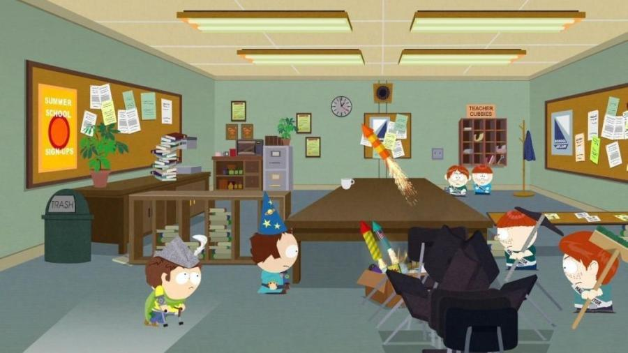 South Park - La Vara de la Verdad (clave Steam) UNCUT Screenshot 9