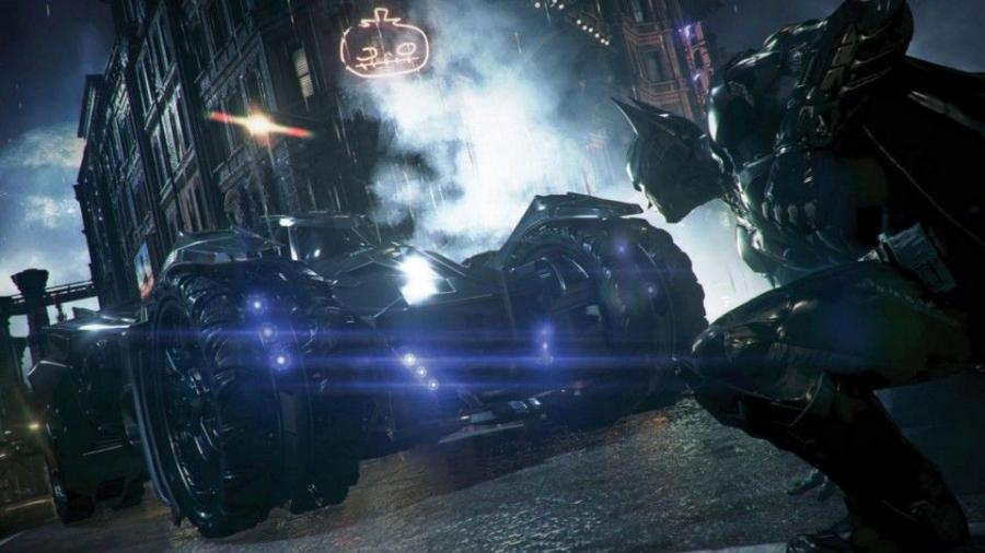 Batman Arkham Knight Screenshot 2