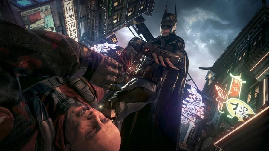 Batman Arkham Knight Screenshot 4