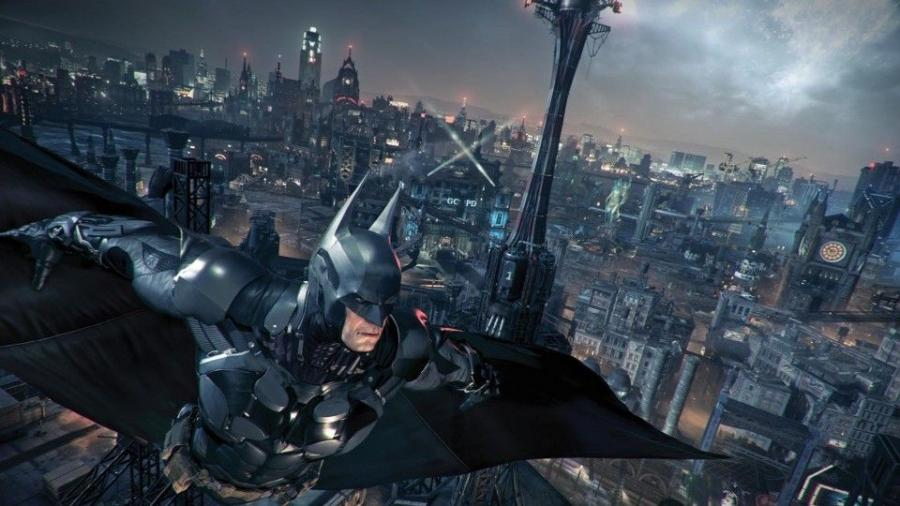 Batman Arkham Knight Screenshot 1