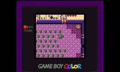 Legend of Zelda - Oracle of Seasons (GBC) - 3DS Screenshot 6