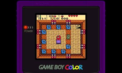 Legend of Zelda - Oracle of Seasons (GBC) - 3DS Screenshot 7