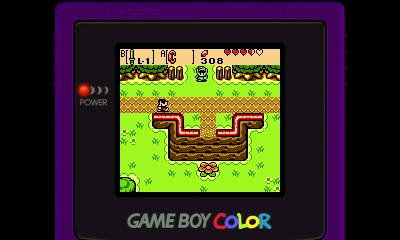 Legend of Zelda - Oracle of Seasons (GBC) - 3DS Screenshot 4