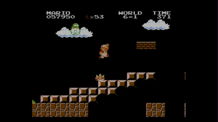 Super Mario Bros (NES) - 3DS Screenshot 5