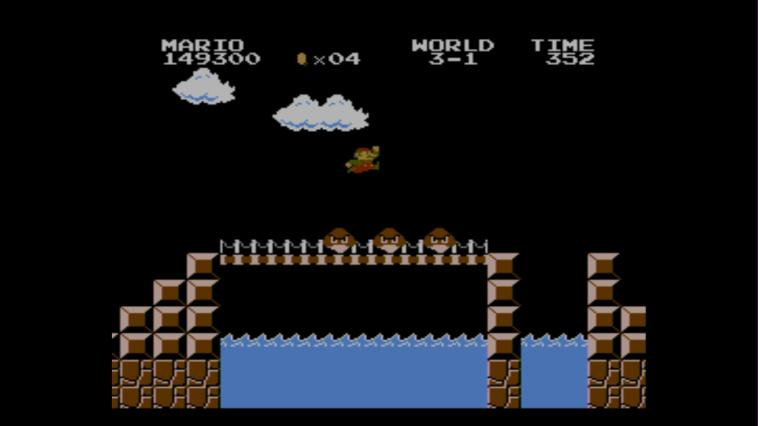 Super Mario Bros (NES) - 3DS Screenshot 4