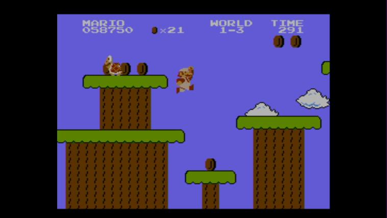 Super Mario Bros (NES) - 3DS Screenshot 6
