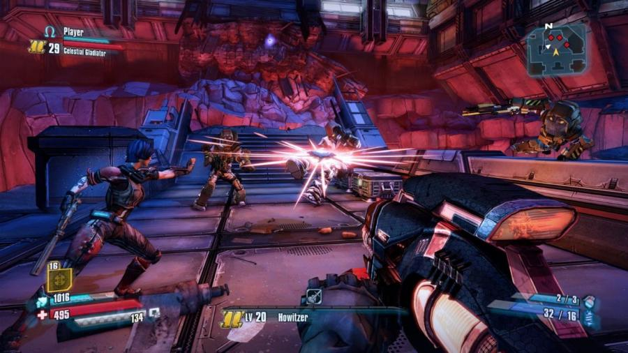 Borderlands - The Pre-Sequel Screenshot 4