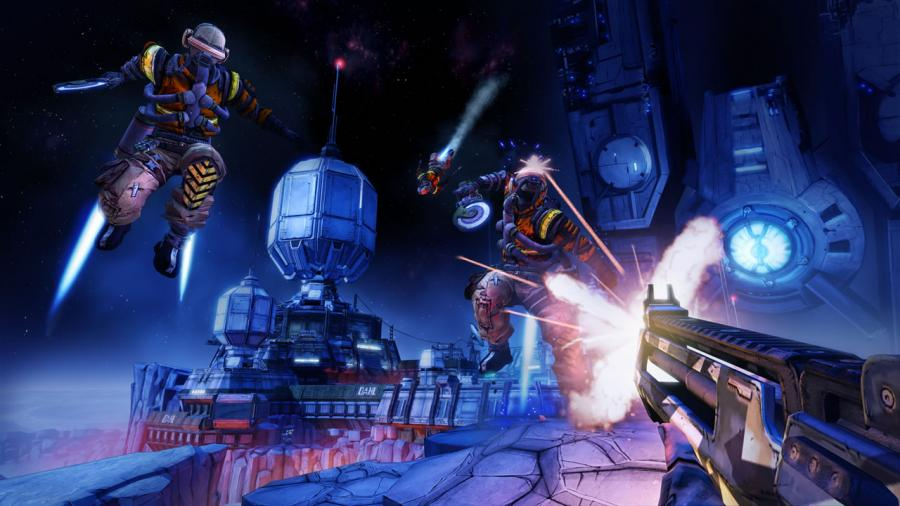 Borderlands - The Pre-Sequel Screenshot 3
