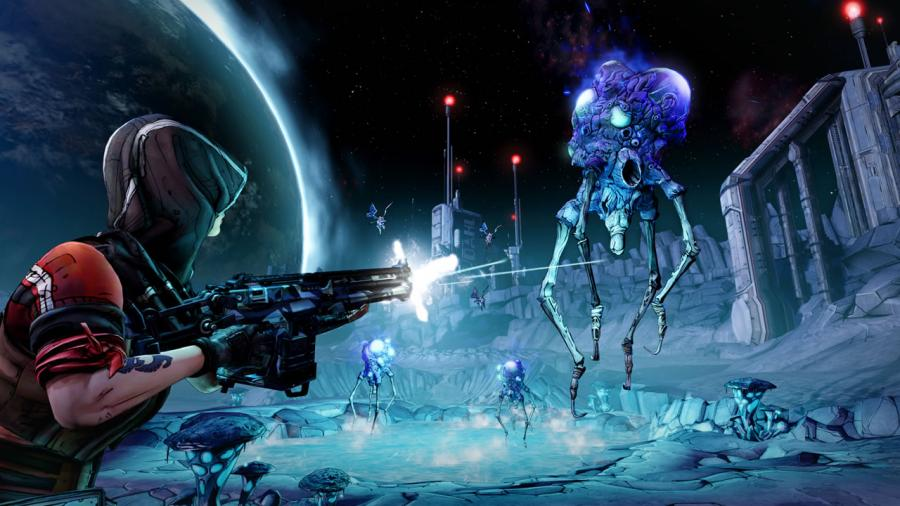Borderlands - The Pre-Sequel Screenshot 1