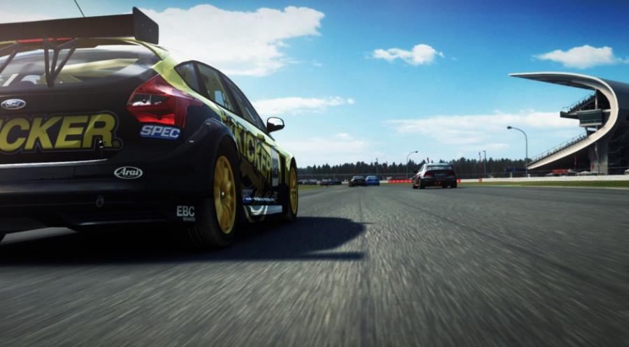 GRID Autosport Screenshot 4