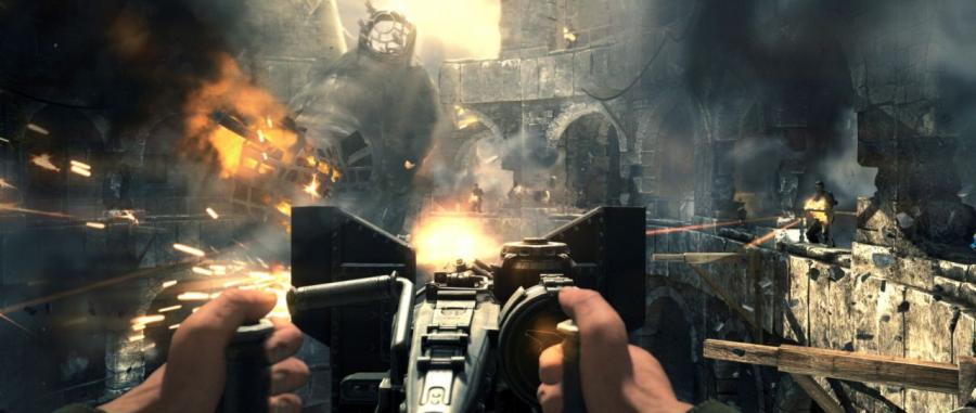 Wolfenstein The New Order - DE/AT clave Screenshot 2